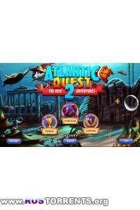 Atlantic Quest 2: The New Adventures   PC