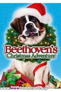 Рождественское приключение Бетховена | WEB-DLRip | Лицензия