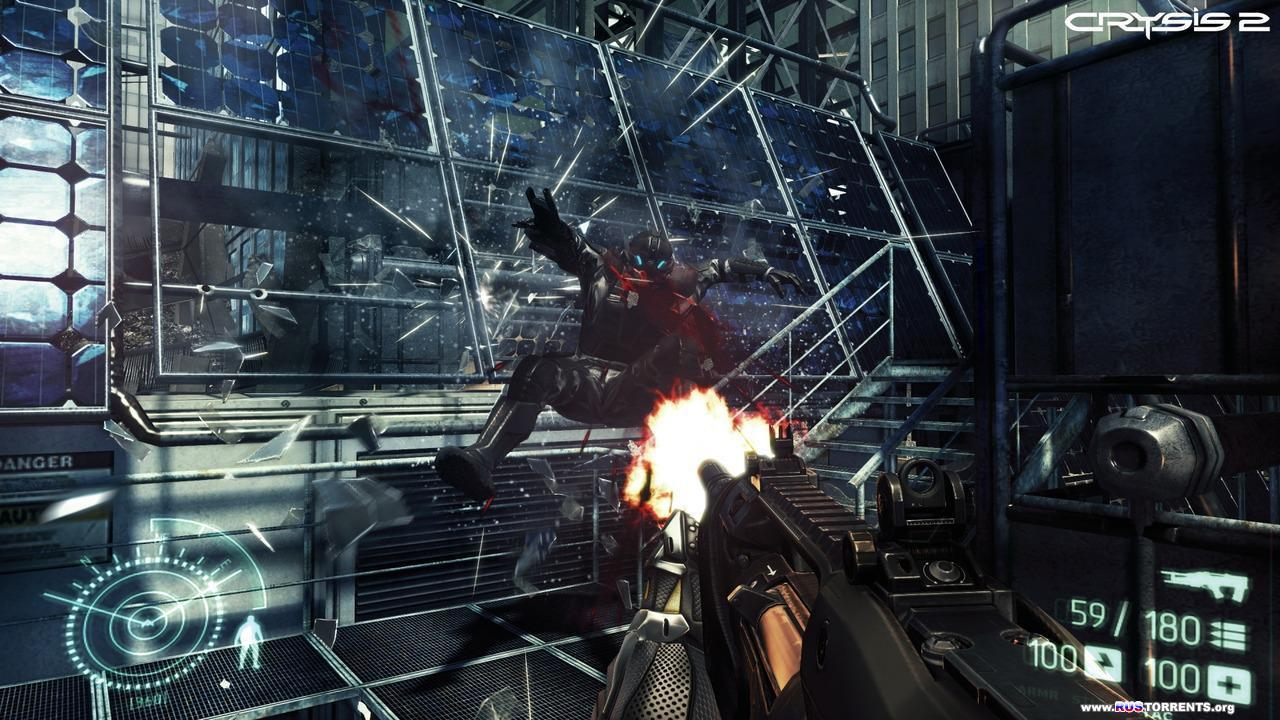Crysis 2 [RePack Beta] [ENG] + FIX