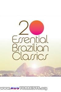VA - 20 Essential Brazilian Classics