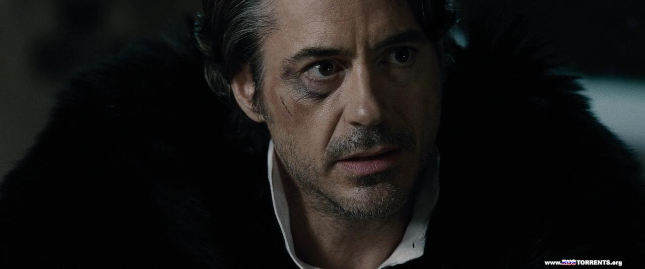 Шерлок Холмс: Игра теней | BDRip 720