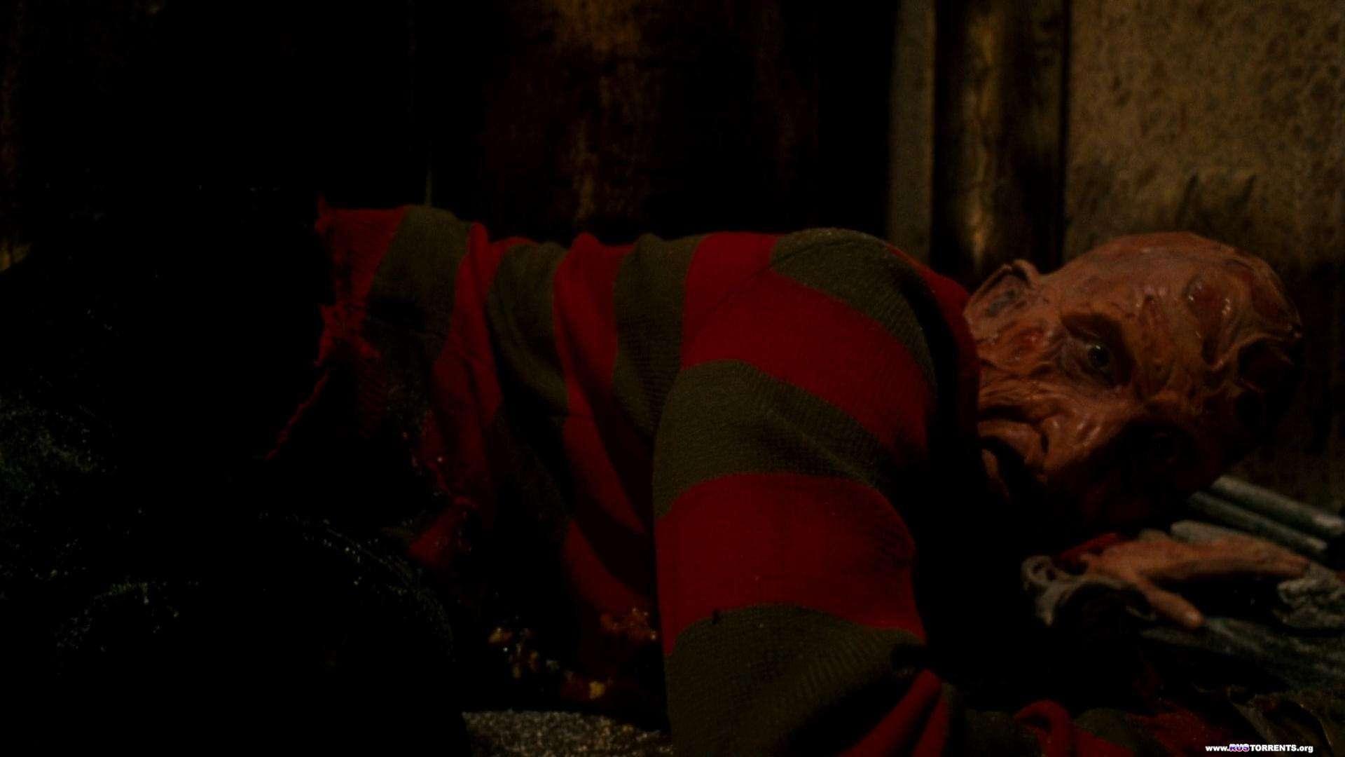 Кошмар на улице Вязов 5: Дитя сна | BDRip 1080p
