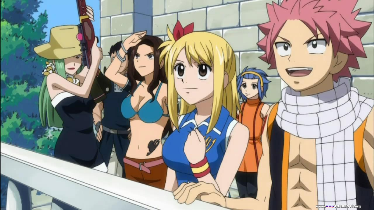 Фейри Тейл OVA [01-04] + Bonus [01-172] | HDTVRip-AVC 720р | Ancord