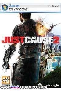 Just Cause 2 | PC | RePack от Fenixx