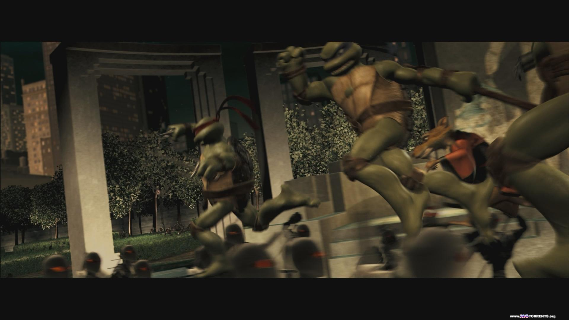 Черепашки Ниндзя | BDRemux 1080p