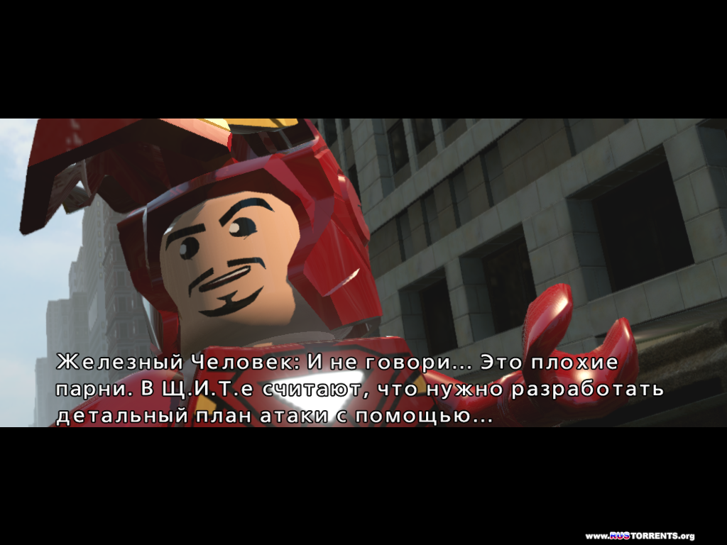 LEGO Marvel Super Heroes [v 1.0.0.48513 + 2 DLC] | RePack от Fenixx