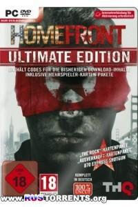 Homefront: Ultimate Edition | PC | RePack от z10yded