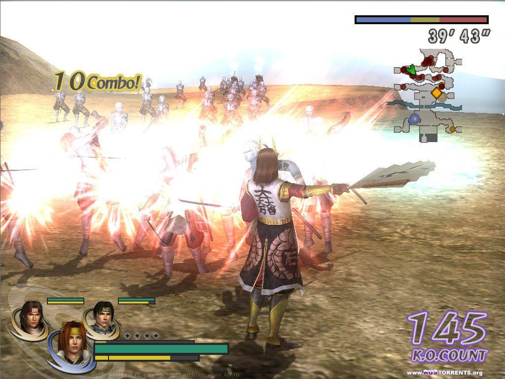 Warriors Orochi | Лицензия
