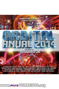 VA - Orbital Anual 2014 - Mixed by Massivedrum