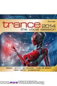 VA - Trance The Vocal Session 2014 (2 CD)