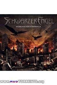 Schwarzer Engel - In Brennenden Himmeln