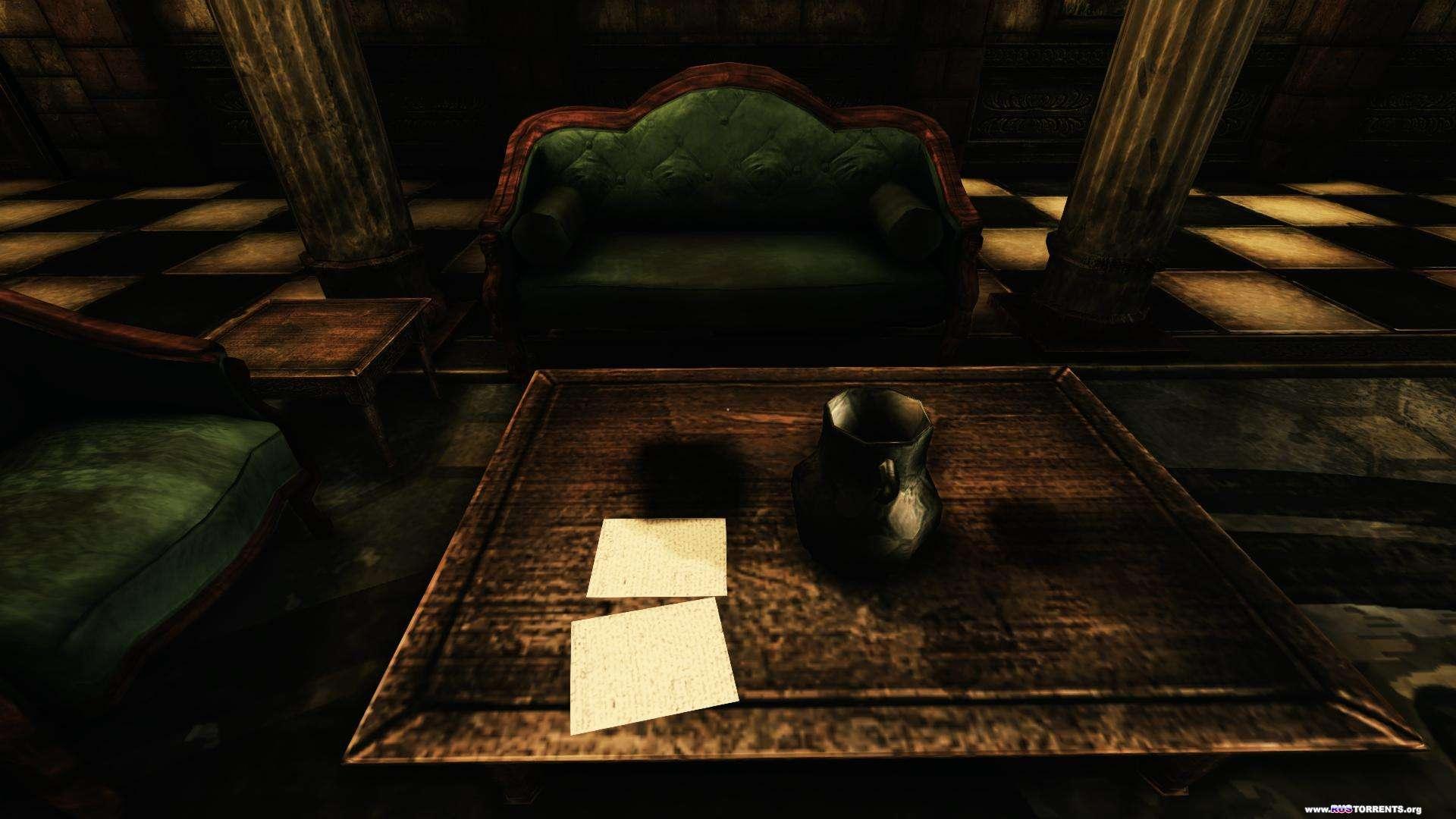 Kraven Manor   PC   RePack от R.G. Steamgames