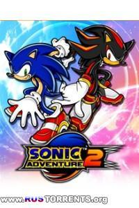 Sonic Adventure 2 HD [En/Multi6] (RePack/1.0) 2012 | z10yded