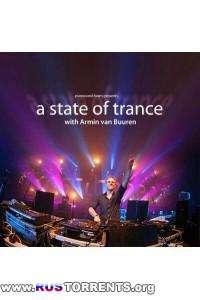 Armin van Buuren - A State of Trance 489 Yearmix 2010