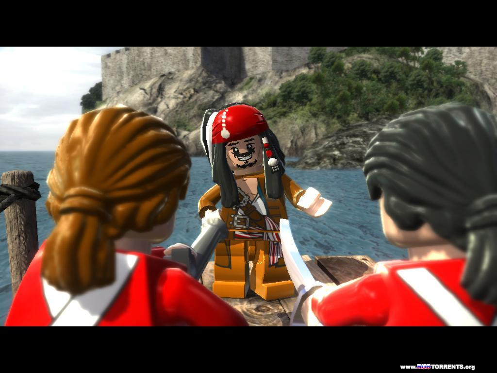 LEGO Pirates of the Caribbean   Lossless Repack