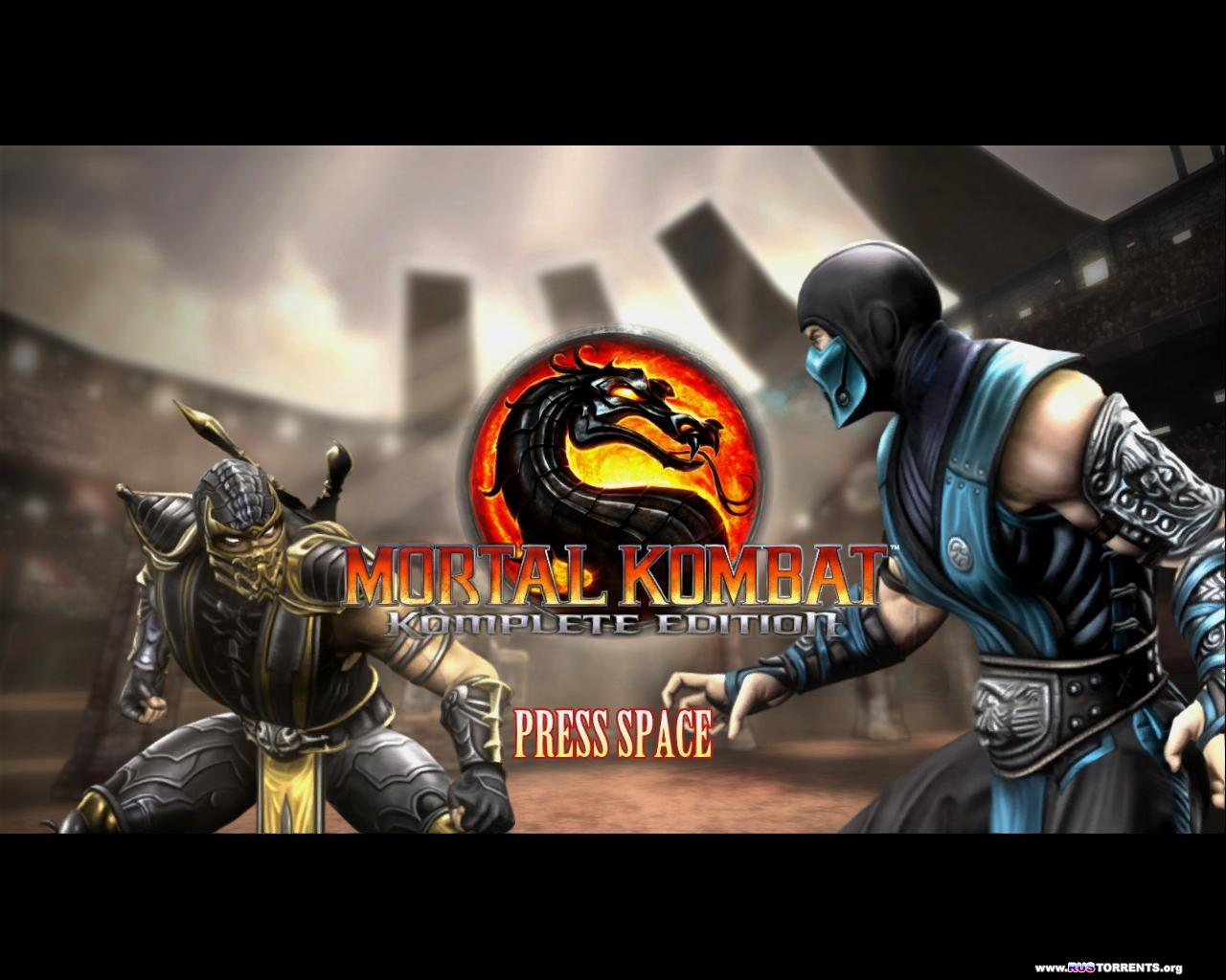 Mortal Kombat: Komplete Edition | PC | RePack от R.G. Механики