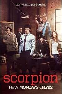 Скорпион [01 сезон: 01-22 серии из 22] | WEB-DL 720p | BaibaKo