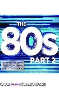 VA - The 80s Part 2 [4 CD Box Set] | MP3