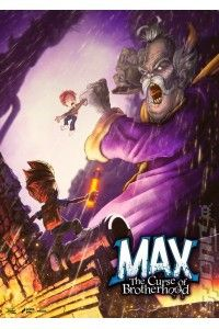 Max: The Curse of Brotherhood [v 4.3.1.45] | PC | RePack от R.G. Механики
