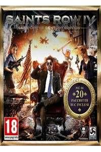 Saints Row 4: Game of the Century Edition | PC | Лицензия