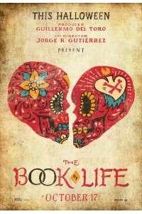 Книга жизни | Bly-ray EUR 1080p | Лицензия
