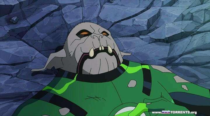 Зеленый Фонарь: Изумрудные рыцари | HDRip | Лицензия