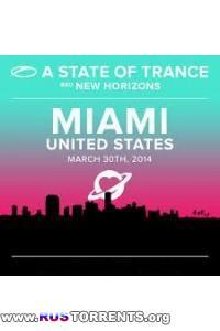 Armin van Buuren - A State Of Trance Episode 650 - Live @ Miami (2014-03-30)