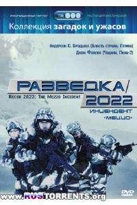 Разведка 2022: Инцидент меццо | DVDRip | P