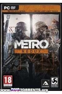 Metro: Last Light - Redux [Update 5] | РС | PC | RePack от R.G. Steamgames