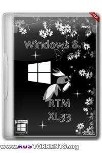 Windows 8.1 RTM x86 XL33 by Vlazok RUS