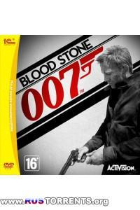 James Bond: Blood Stone | PC | RePack от R.G. Catalyst