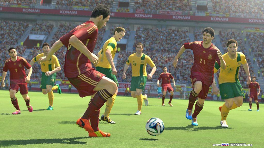 PES 2014 / Pro Evolution Soccer 2014: World Challenge | PC | Лицензия