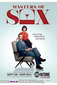 Мастера Секса [S01] | HDTVTRip | Amedia
