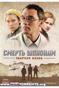 Смерть шпионам! Операция «Ударная волна» [01-04 из 04] | DVDRip | Лицензия