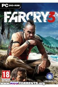 Far Cry 3: Deluxe Edition [v 1.05 + 1 DLC] | RePack от Fenixx