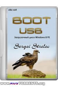Boot USB Sergei Strelec 2014 v.6.0 (x86/x64) (Windows 8 PE)