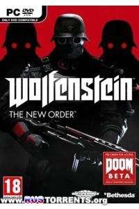 Wolfenstein: The New Order | PC | Лицензия