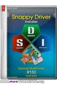 Snappy Driver Installer R133 х86/х64 (10.09.2014) by BadPointer ML/RUS