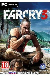 Far Cry 3 (Ubisoft Entertainment) (RUS/ENG) [Repack] от z10yded