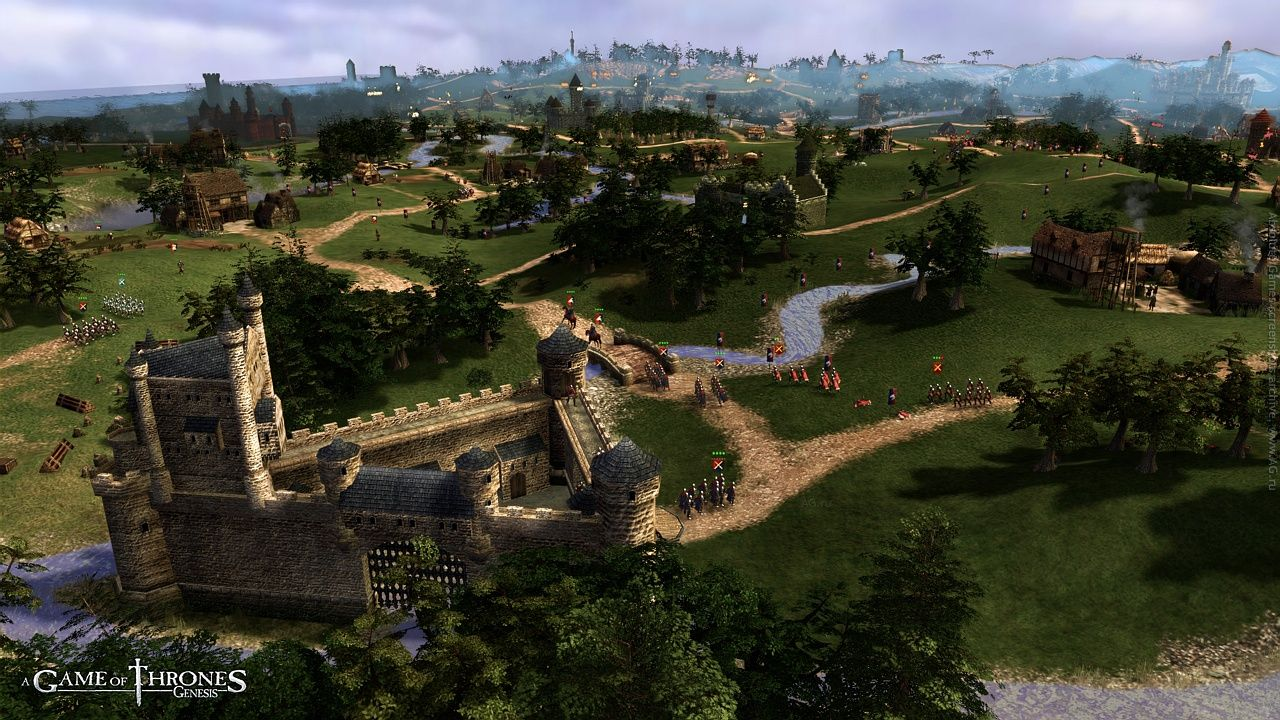 A Game of Thrones: Genesis [v 1.1.0.7] | PC | RePack от Audioslave