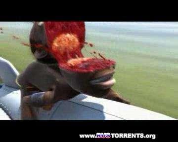 Шакал vs Папуас | DVDRip
