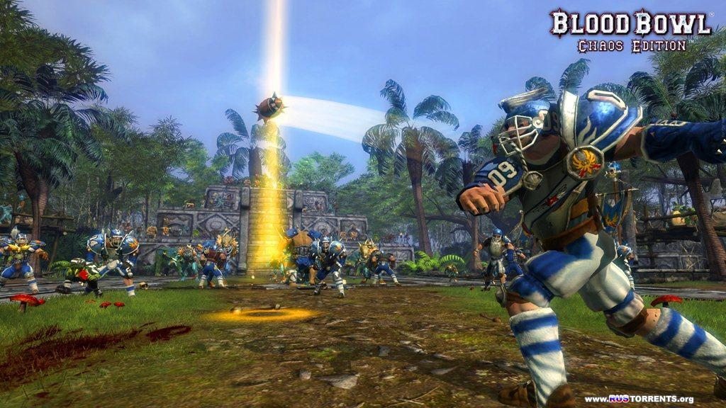 Blood Bowl - Chaos Edition | PC | RePack от Audioslave