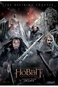 Хоббит: Битва пяти воинств 2D, 3D | BDRemux 1080р | D, A | Лицензия