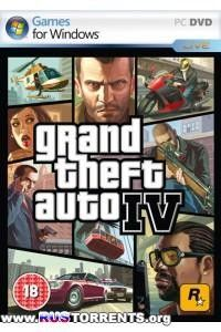 Grand Theft Auto IV - Real Mod Final Edition | PC | RePack