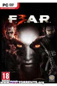 F.E.A.R. 3 [v.16.0.20.1060 + Update 1] | PC | RePack от Fenixx