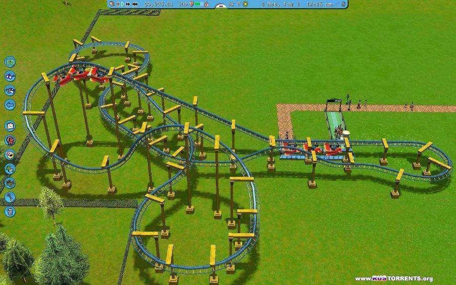 RollerСoaster Tycoon 3. Platinum