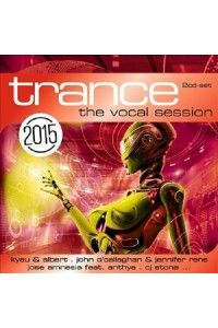 VA - Trance The Vocal Session 2015 (2 CD) | MP3