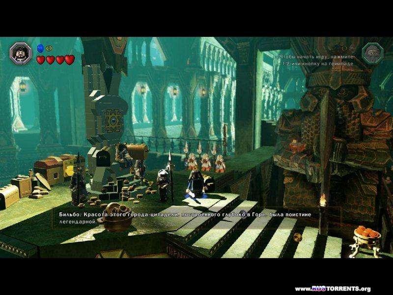 LEGO The Hobbit [v1.0.0.22170] | РС