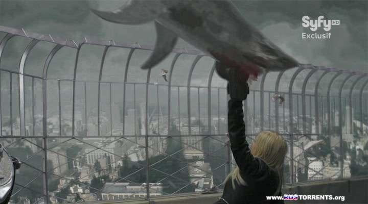 Акулий торнадо 2 | HDTVRip | P