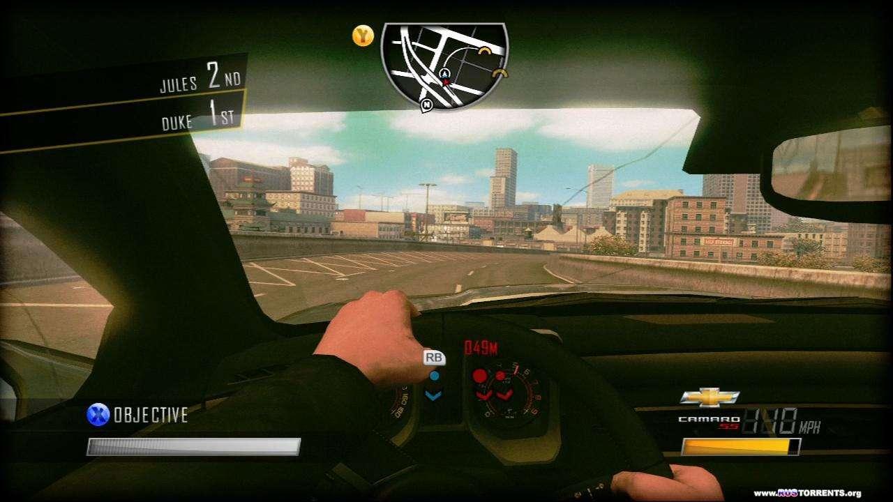 Driver: San Francisco | RePack �� R.G.ReCoding